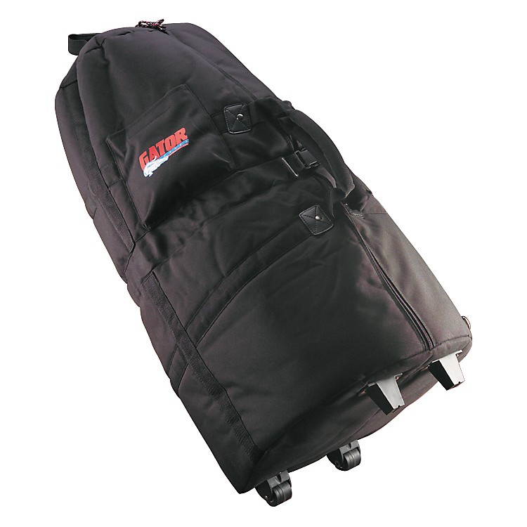 GatorGP Rolling Conga BagBlack