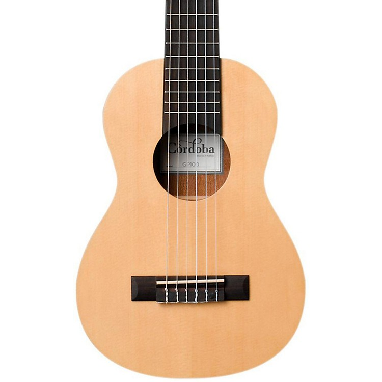 Cordoba GP100 Guilele 6-String Ukulele Pack Natural