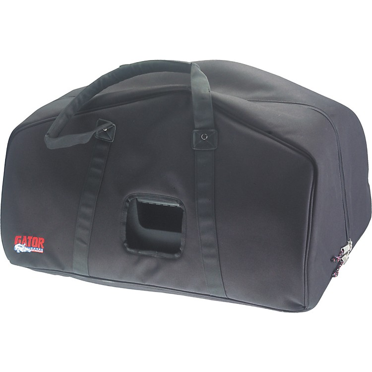 Gator GPA-E15 Speaker Bag Black