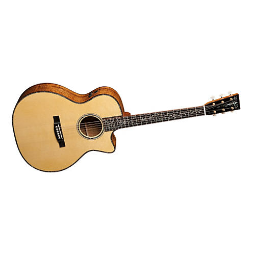 Martin GPCPA Koa Limited Edition Grand Performer Cutaway Acoustic-Electric Guitar-thumbnail