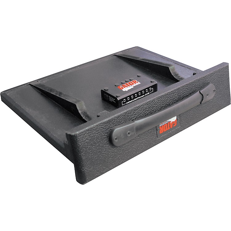 Gator GPT-PWR Powered Pedal Tote Pedalboard with Carry Bag