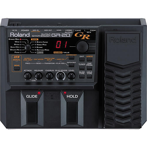 Roland GR-20S Guitar Synthesizer - No Pickup-thumbnail