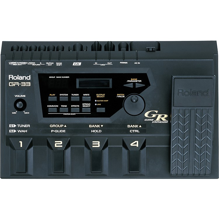 Roland GR-33 Guitar Synth