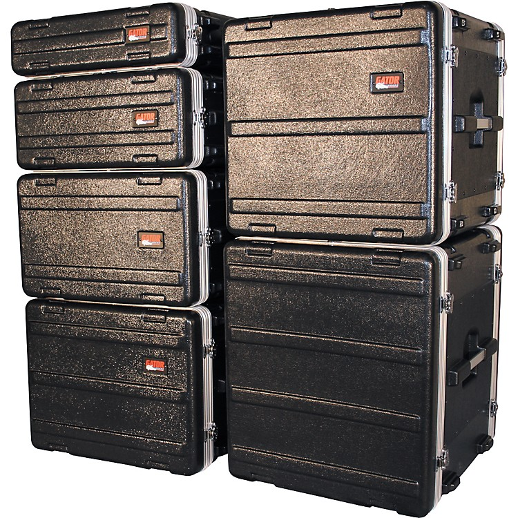 Gator GR Deluxe Rack Case  4 Space