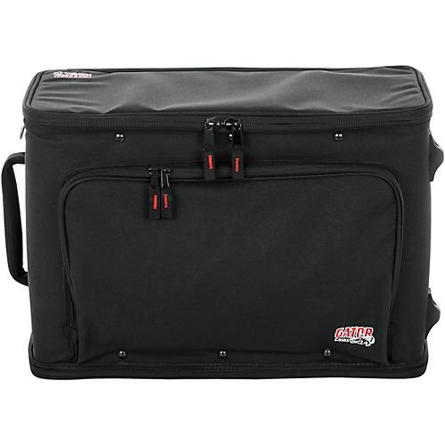 Gator GR-Rack Bag with Wheels  3 Space