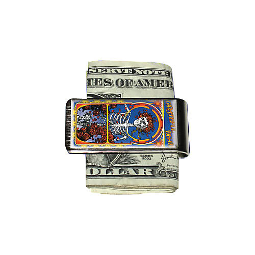 Gear One GRATEFUL DEAD MONEY CLIP-thumbnail