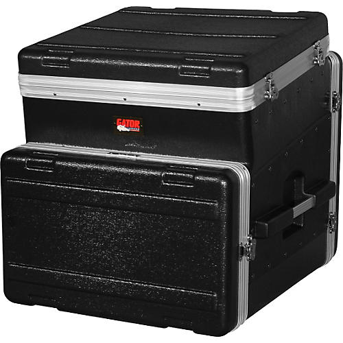 Gator GRCP-10X6 Powered Console Rack Case-thumbnail