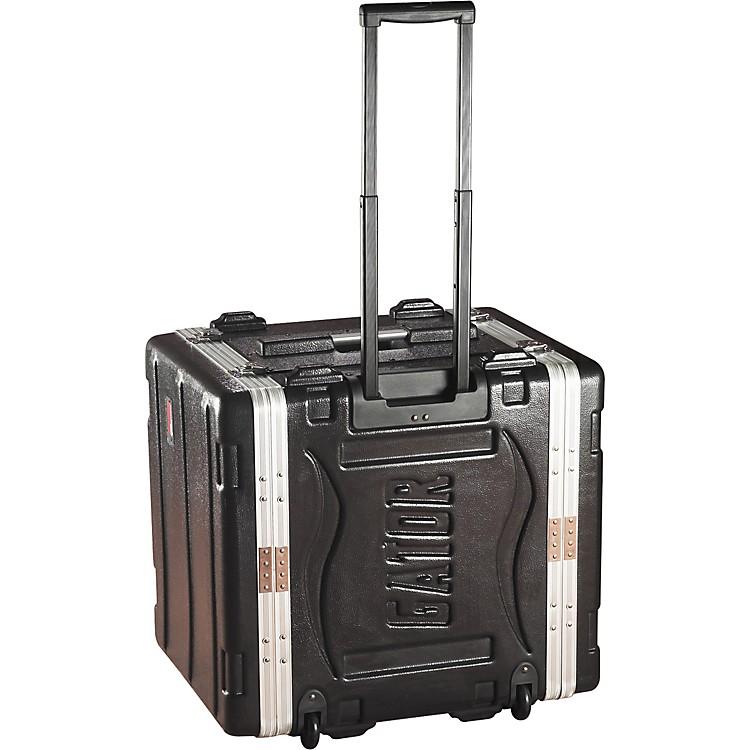 GatorGRR-8L ATA-Style Deluxe Rack CaseBlack