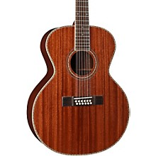 Giannini GS-1/12 WG 12-String Grand Concert Autograph Guitar