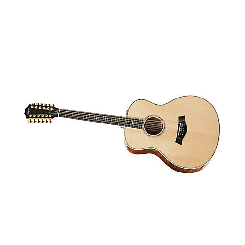 Taylor GS-Ke-12-L Koa/Spruce Grand Symphony 12 String Left-Handed Acoustic-Electric Guitar