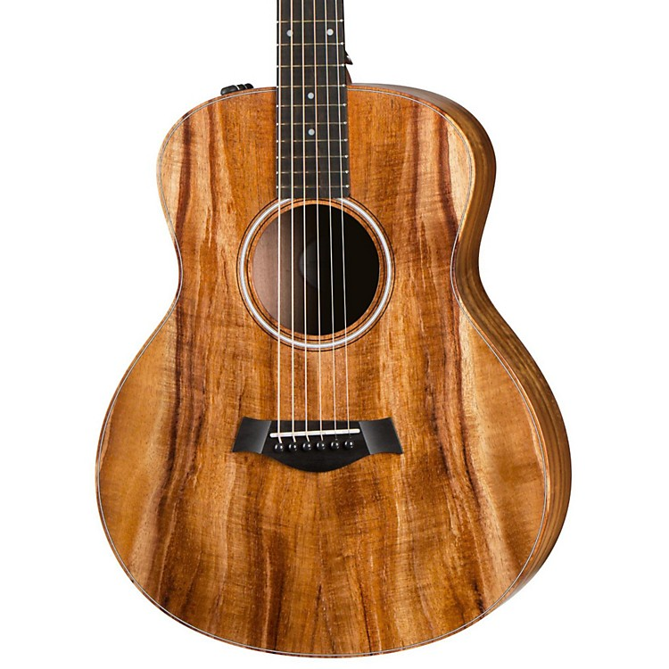taylor gs mini koa acoustic electric guitar natural musician 39 s friend. Black Bedroom Furniture Sets. Home Design Ideas