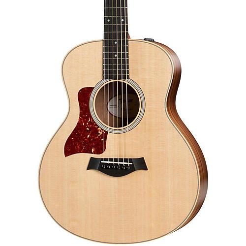 Taylor GS Mini Left-Handed Acoustic-Electric Guitar-thumbnail