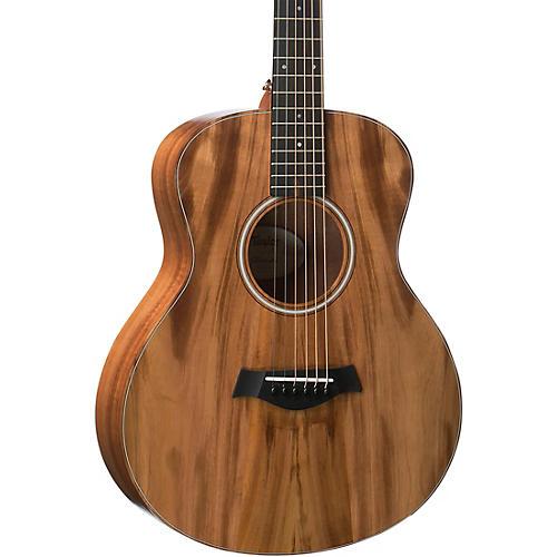 taylor gs mini series gs mini e koa left handed acoustic electric guitar natural musician 39 s friend. Black Bedroom Furniture Sets. Home Design Ideas