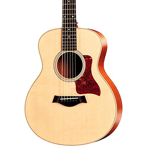 taylor gs mini spruce and sapele acoustic guitar musician 39 s friend. Black Bedroom Furniture Sets. Home Design Ideas