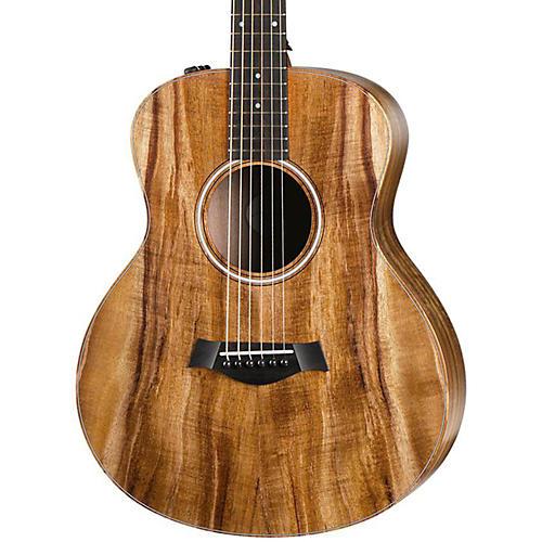 taylor gs mini e koa fltd acoustic electric guitar musician 39 s friend. Black Bedroom Furniture Sets. Home Design Ideas
