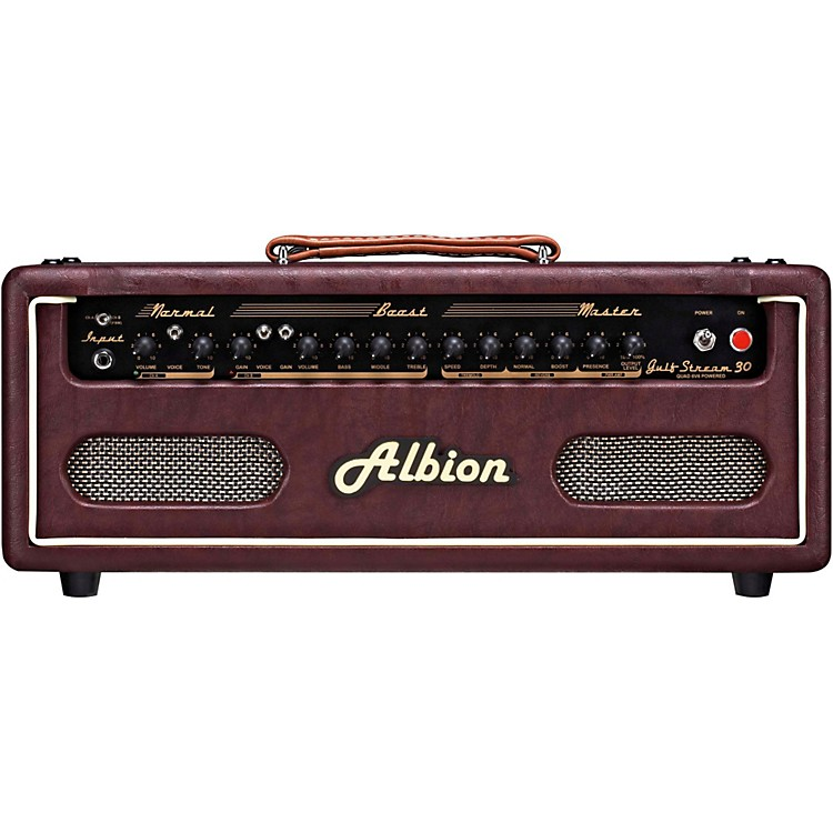 Albion Amplification GS Series 40W Guitar Head