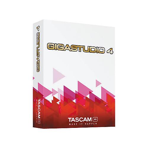Tascam GS3 to GS4 GigaStudio Upgrade