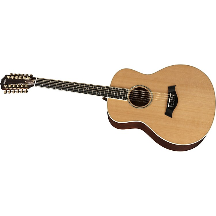 TaylorGS5-12 Left-Handed 12-String Grand Symphony Acoustic Guitar (2011 Model)