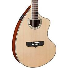 Giannini GSCRA-36 Craviola Acoustic-Electric Guitar Natural