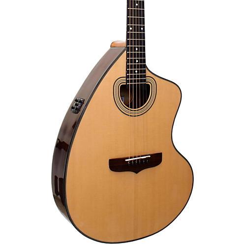 Giannini GSCRA PRO 12 CEQ B-Band 12-String Craviola