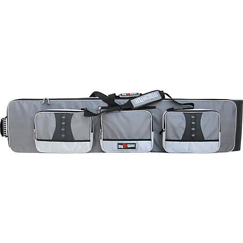 GigSkinz GSK8 88-Key Keyboard Bag for Casio PX and Yamaha P Series-thumbnail