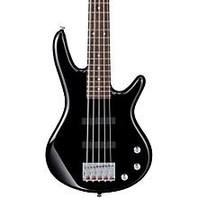 Ibanez GSR Mikro 5-String Bass Guitar Black