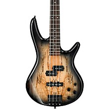 Ibanez GSR200SM 4-String Electric Bass Guitar Natural Gray Burst