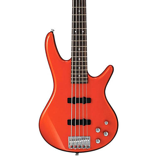 Ibanez GSR205 5-String Bass Roadster Orange Metallic
