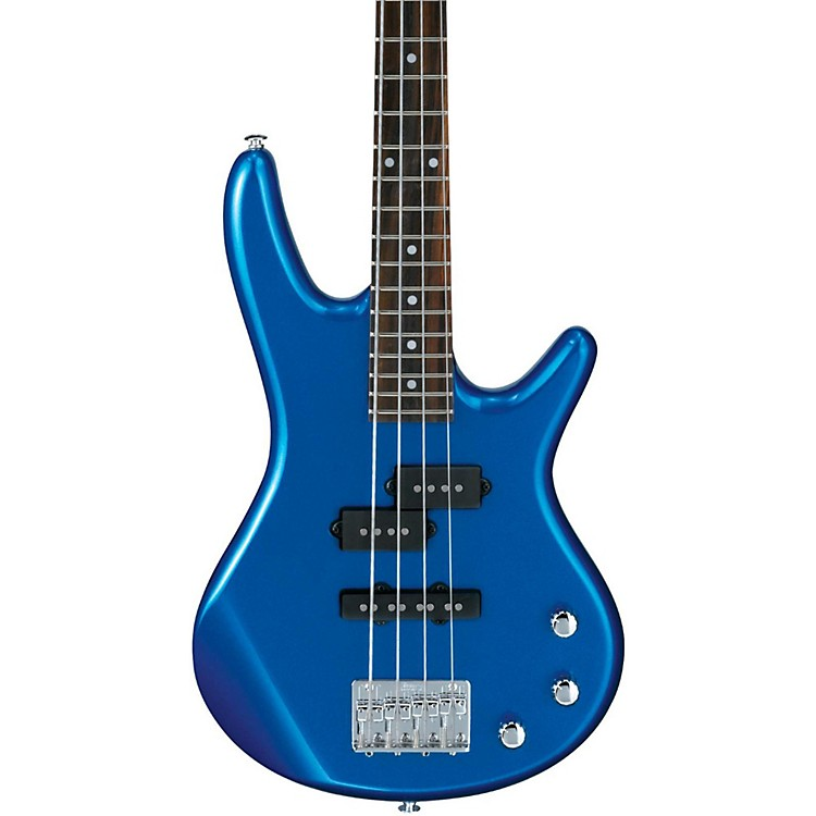 Ibanez GSRM20 Mikro Short-Scale Bass Guitar Starlight Blue
