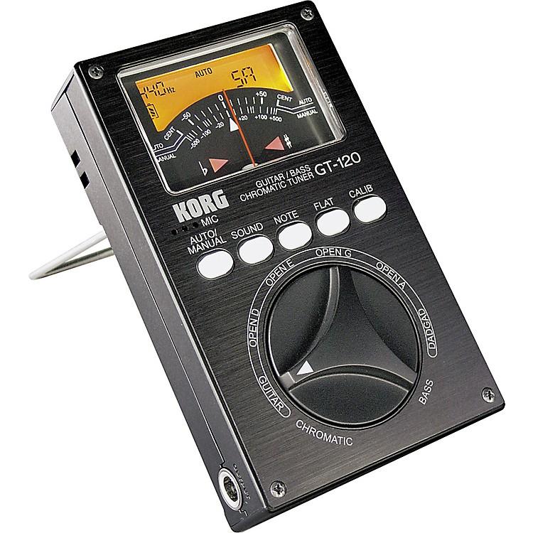 KorgGT-120 Guitar/Bass Chromatic Tuner