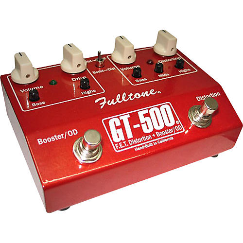 Fulltone GT-500 Booster Distortion-thumbnail