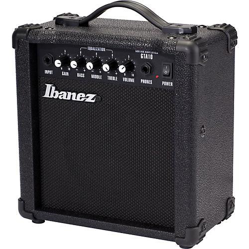 Ibanez GTA Series GTA10 10W 1x5 Guitar Combo Amp