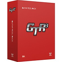 Waves GTR3 Bundle Native/TDM/SG Software Download