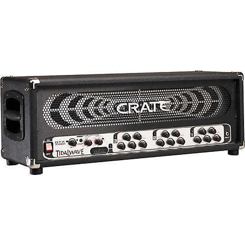 Crate GTX3500H & BV412 Guitar Amp Full Stack Package-thumbnail
