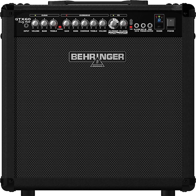 BehringerGTX60 60W 1x12 Guitar Combo Amplifier