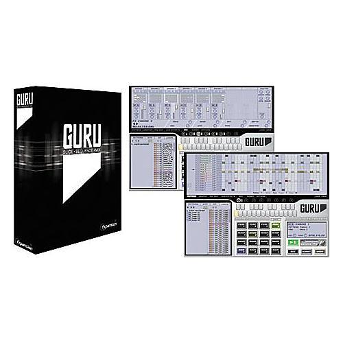 Fxpansion GURU Beat Sequencer Software