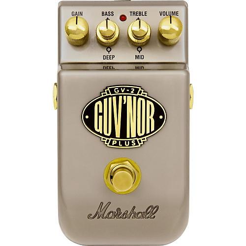 Marshall GV-2 Guv'nor Plus Effects Pedal-thumbnail