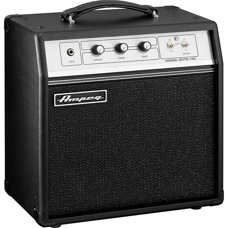 5w Tube Amp : ampeg gvt5 110 5w 1x10 tube guitar combo amp musician 39 s friend ~ Russianpoet.info Haus und Dekorationen