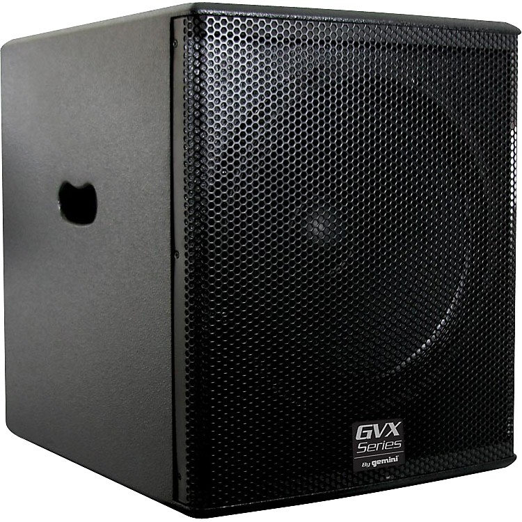 Gemini GVX-SUB15P Powered Subwoofer