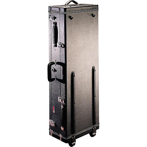 Gator GW-Bass/Bass Dual Bass Rolling Case-thumbnail