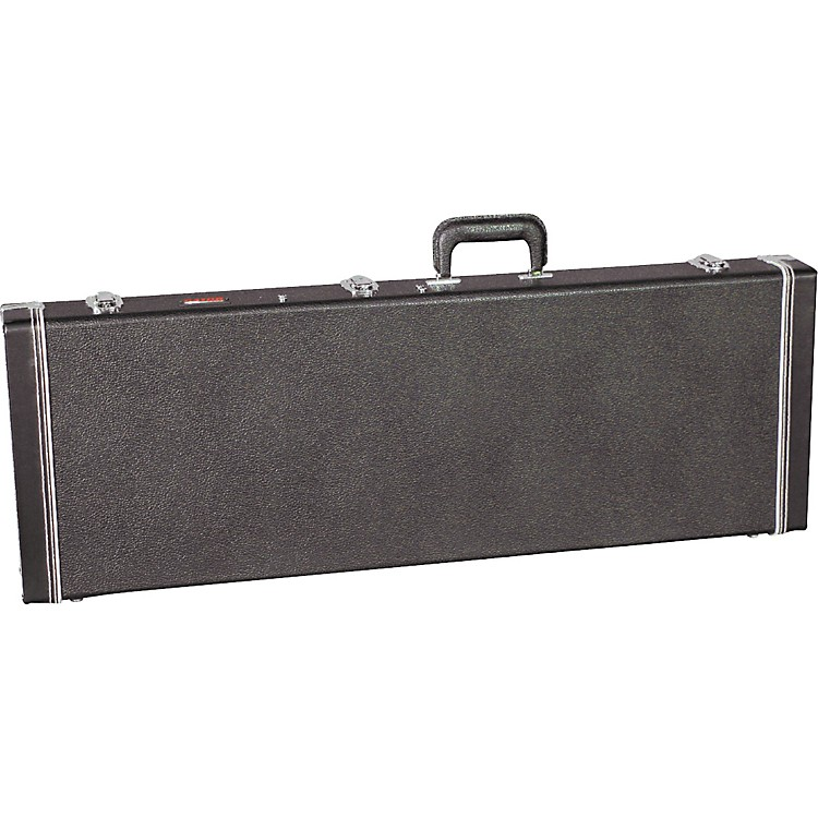 Gator GW-Elec Laminated Wood Electric Guitar Case Black