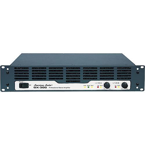 American Audio GX-300 Power Amplifier