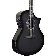 GX ELE Narrow Neck Acoustic-Electric Guitar Carbon Burst
