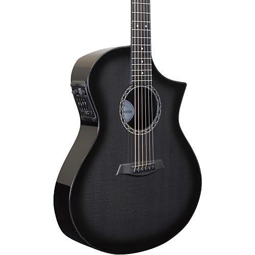 Composite Acoustics GX ELE Narrow Neck Acoustic-Electric Guitar-thumbnail
