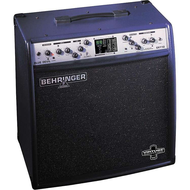 BehringerGX112 Blue Devil 60W 1X12 Guitar Workstation