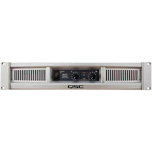 QSC GX7a Stereo Power Amplifier