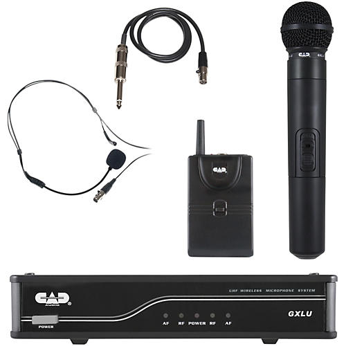 CAD GXLUHB Dual Channel UHF Wireless System