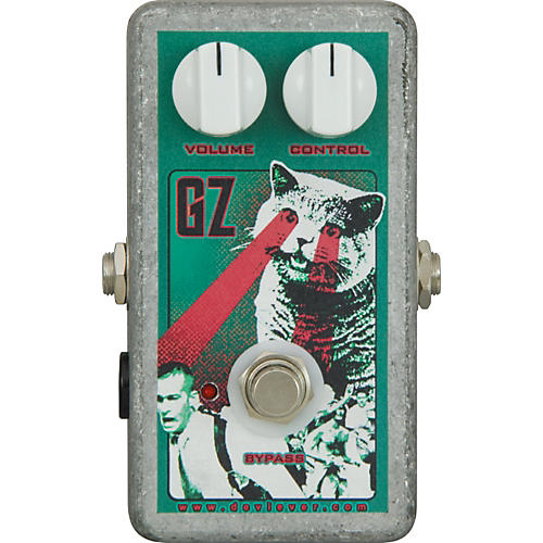 Devi Ever GZ Fuzz Guitar Effects Pedal