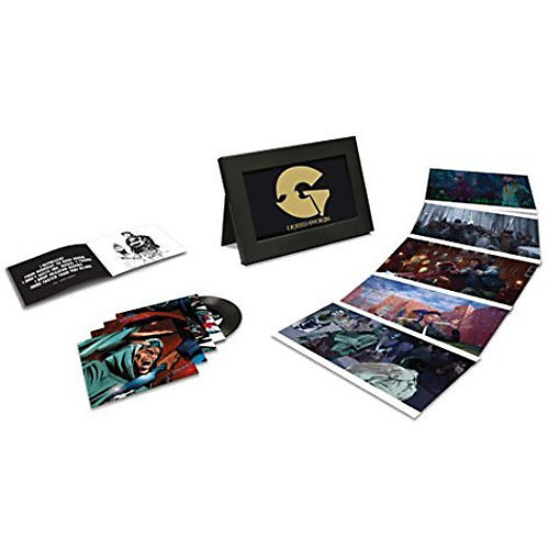 Alliance GZA - Liquid Swords: The Singles Collection