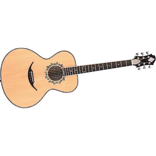 Zemaitis GZA Series GZAS200-SUN Acoustic Guitar-thumbnail